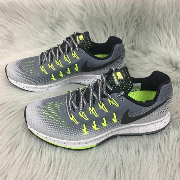 best sneakers 99722 bbf70 New Nike Air Zoom Pegasus 33 Shield NWT